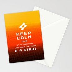 keep calm konami. Stationery Cards