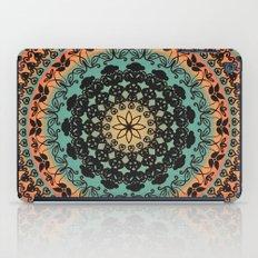 Sunset Desert Mandala iPad Case