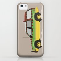 iPhone 5c Cases featuring Explorer by Danny Haas