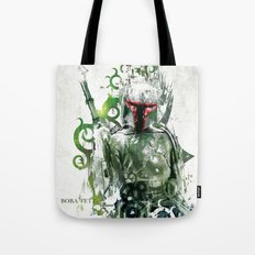 Star Wars _ Boba Fett Tote Bag