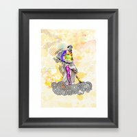 Appolon Framed Art Print