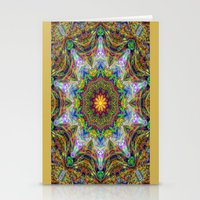 Flower Of Love Stationery Cards