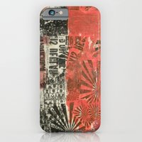 iPhone & iPod Case featuring COLLAGE 11 by Brandon Neher