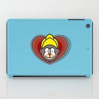 Indian Monkey God Icon iPad Case