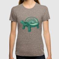 T-shirt featuring Home Sweet Home by Enkel Dika