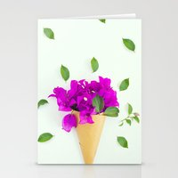 Flower photo 2 Stationery Cards