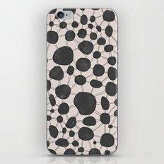Stones and Lines II iPhone & iPod Skin