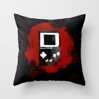 Gaming Is Dead.. Long Live Gaming Throw Pillow