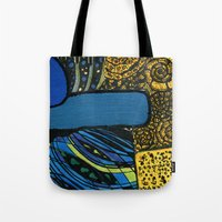 Town By The Ocean Tote Bag