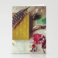 Favorite Things Stationery Cards