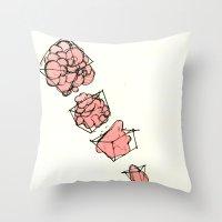 Bubble ? Throw Pillow