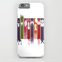 iPhone Cases featuring Disney Villains by Meder Taabaldiev