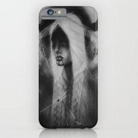 Pine Leaf/Woman Chief/Two Spirit iPhone 6 Slim Case