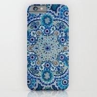 Snowflake Mandala iPhone 6 Slim Case