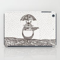 Happy Totoro iPad Case