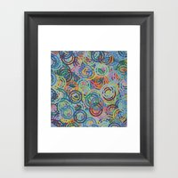 Hoopla Framed Art Print