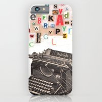 Paperback Writer iPhone 6 Slim Case