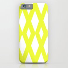 Yellow Diamonds iPhone 6 Slim Case