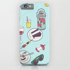 messy picnic Slim Case iPhone 6s