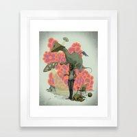 Can I Get a Paradigm Shift Already? Framed Art Print