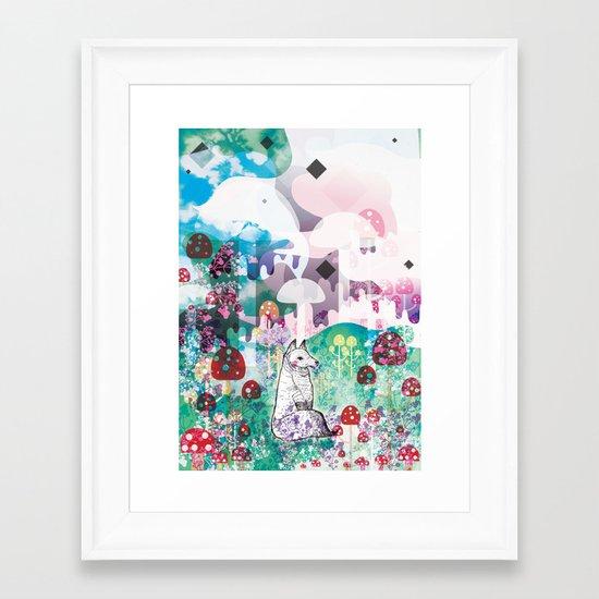 Wonder World Framed Art Print