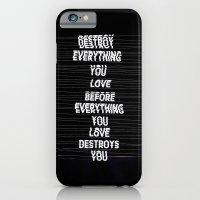 DESTROY / Alt Version iPhone 6 Slim Case
