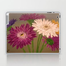 Gerberas Laptop & iPad Skin