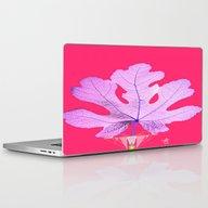 Fig Leaf Diamond Heart C… Laptop & iPad Skin