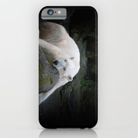 iPhone & iPod Case featuring Resting  by Karol Livote