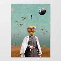 Ego Canvas Print