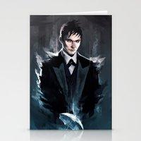 Gotham - The Penguin Stationery Cards