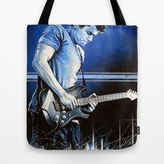 John Mayer Blues Tote Bag
