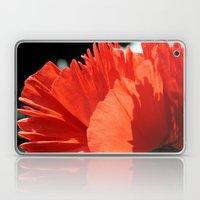 Poppy - Side Laptop & iPad Skin