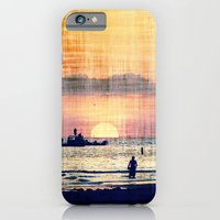 and The world was quiet .... iPhone 6 Slim Case