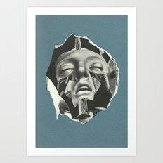 cold_calculated_loveaffair Art Print