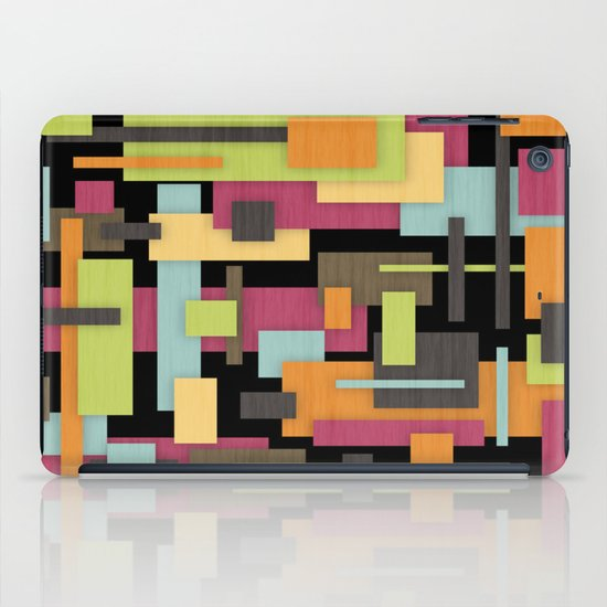Retrotopia iPad Case