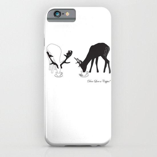 Deer love a Cuppa! iPhone & iPod Case