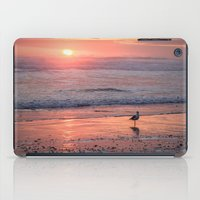 Sunset at Cannon Beach Oregon iPad Case