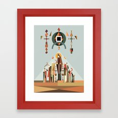 ascension Framed Art Print