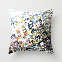 015Pra1 Throw Pillow