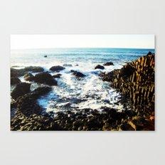 Giant's Causeway  Canvas Print