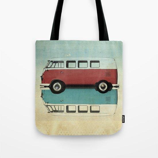 Kombi Love Tote Bag