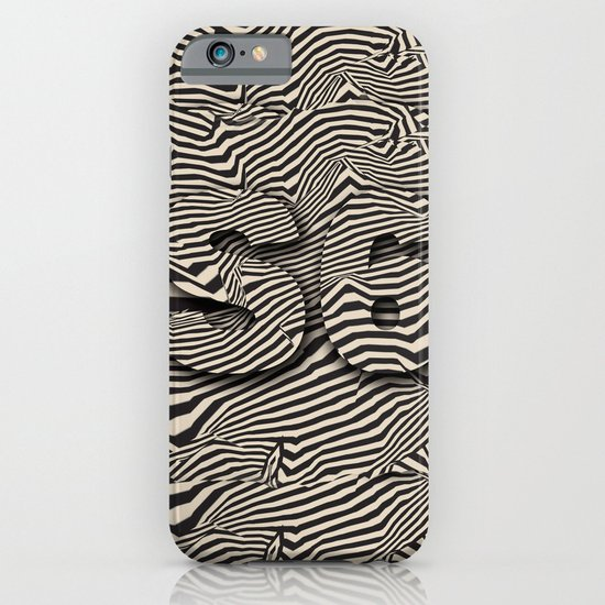 striated iPhone & iPod Case