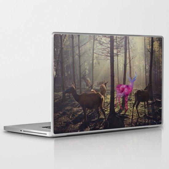 The spirit II Laptop & iPad Skin