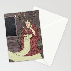 Writers block Stationery Cards