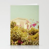 Bougainvillea #2 Stationery Cards