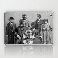 Monkey Family Laptop & iPad Skin