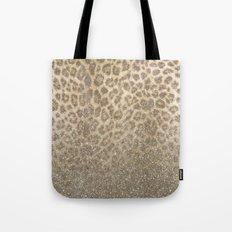Shimmer (Golden Leopard … Tote Bag