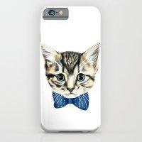 Un petit chaton iPhone 6 Slim Case