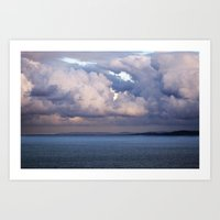 Mediterranean Sea 39 Art Print
